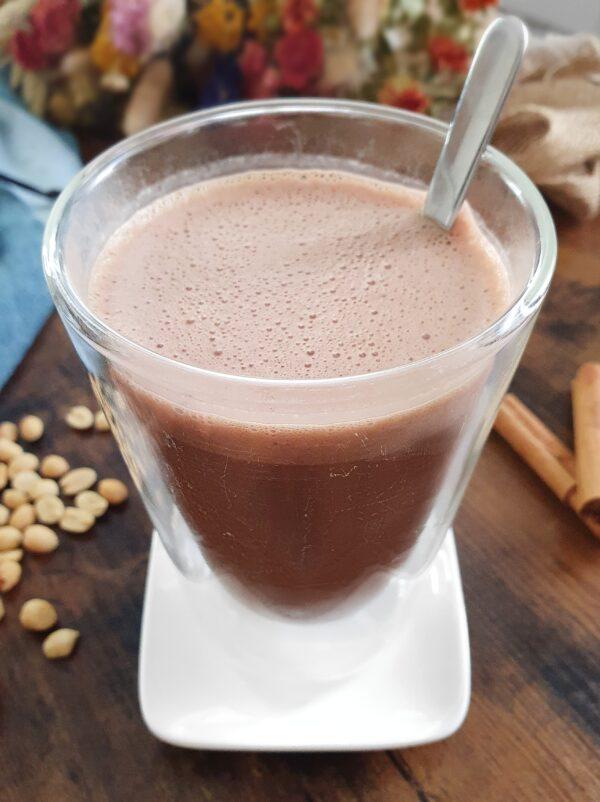 Chocolat Chaud vegan onctueux : Boissons Chaudes Rapides et Vegans façons Starbucks Healthy. Recettes de Starbucks Maison Express en 5 minutes de mail0ves - Mailo fait maison