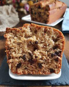 Cake Moelleux Nature Vegan. La recette de gateau healthy sans produits frais de mail0ves - Mailo Fait Maison