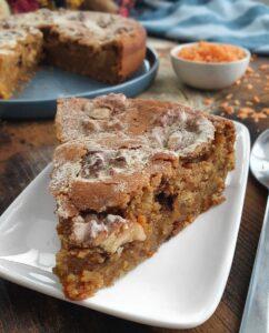 Sweet Potato Bread Rapide avec 4 Ingrédients. La recette vegan de cake à la patate douce façon banana bread de mail0ves - mailo fait maison