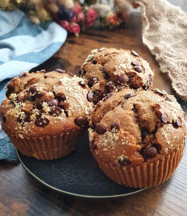 Muffins Vegans Faciles