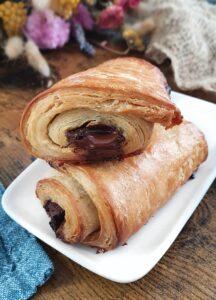 Roulés Feuilletés : Pâte Feuilletée Vegan Express pour pain au chocolat et croissant vegan de mail0ves - Mailo Fait Maison (Sans Margarine, Sans Soja)