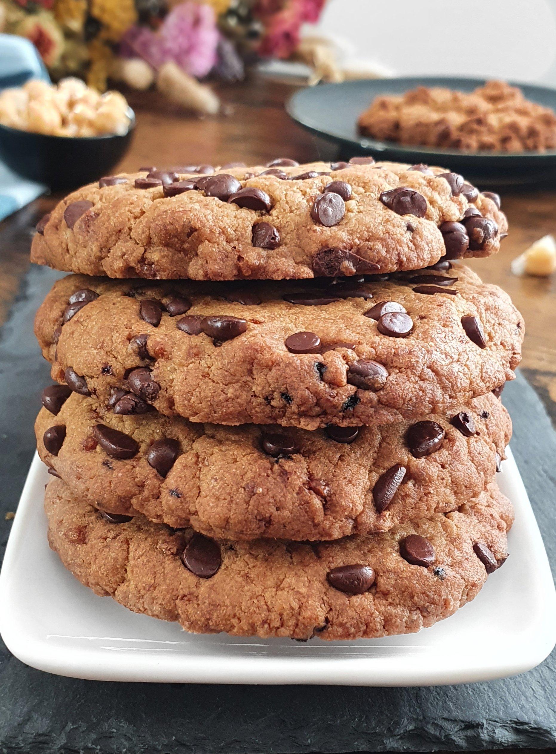 Cookies Parfaits au Pois Chiche Entier Indétectable : Chickies Vegans