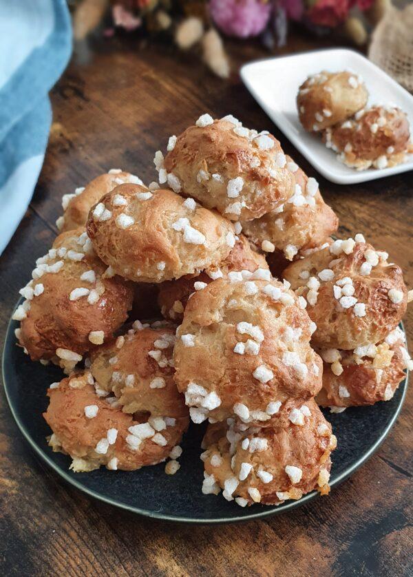 Pâte à Choux Vegans facile pour Chouquettes
