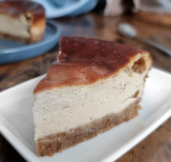 Cheesecake Vegan Facile